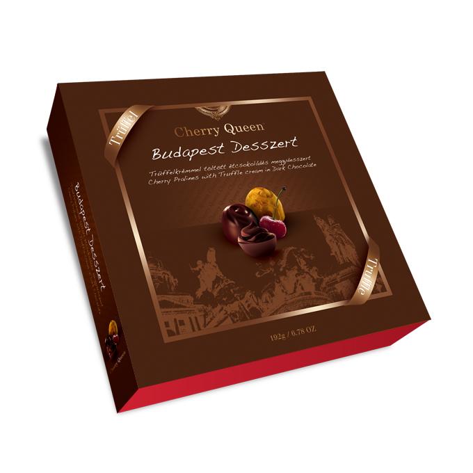 Cherry Queen Budapest Dessert